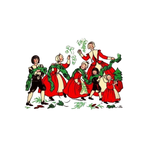 Christmas Carol Singers stampette avatar image