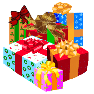Christmas Gifts and Presents stampette avatar image
