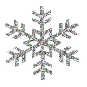 Christmas Glitter Snow Flake stampette avatar image