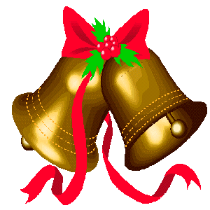 Golden Christmas Bells stampette avatar image