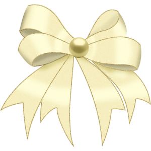 Silver And Gold Christmas Bow stampette avatar image