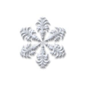 Christmas Snow Flake Three stampette avatar image