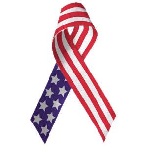 USA Stars and Stripes Ribbon stampette avatar image