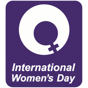 International Womens Day stampette avatar image