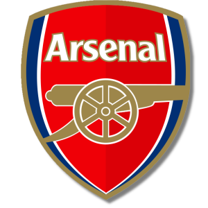 Arsenal Football Club Badge stampette avatar image