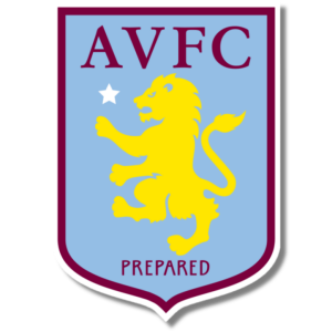 Aston Villa Football Club Badge stampette avatar image