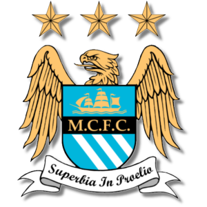 Manchester City Football Club Badge stampette avatar image