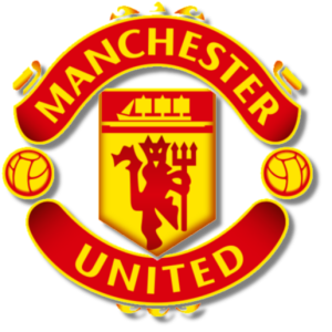 Download Manchester United Badge Silhouette