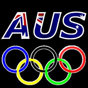 Australia Olympics stampette avatar image