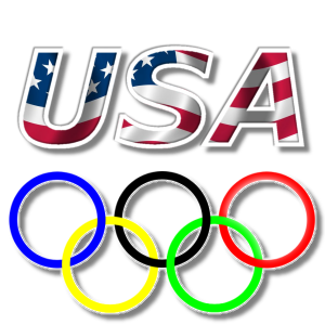Usa Olympics stampette avatar image